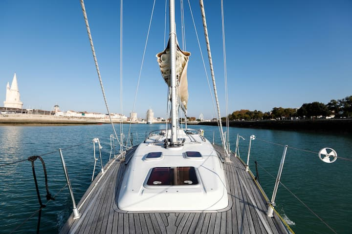 Voile, luxe et charme à La Rochelle
