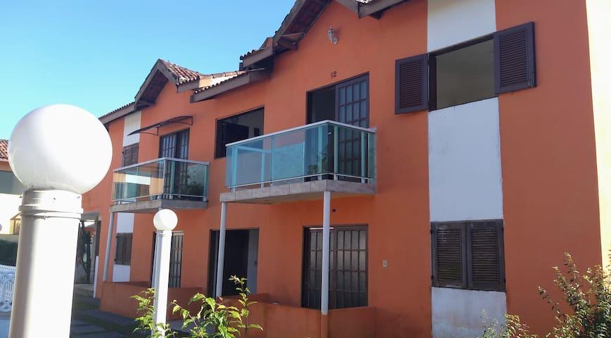 Apartamento familiar -  Praia de Boraceia