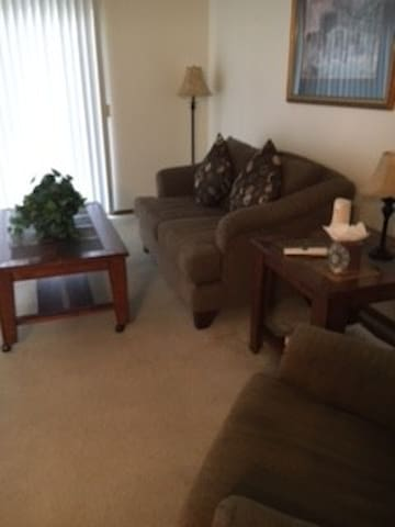 spacious apartment - Indianola