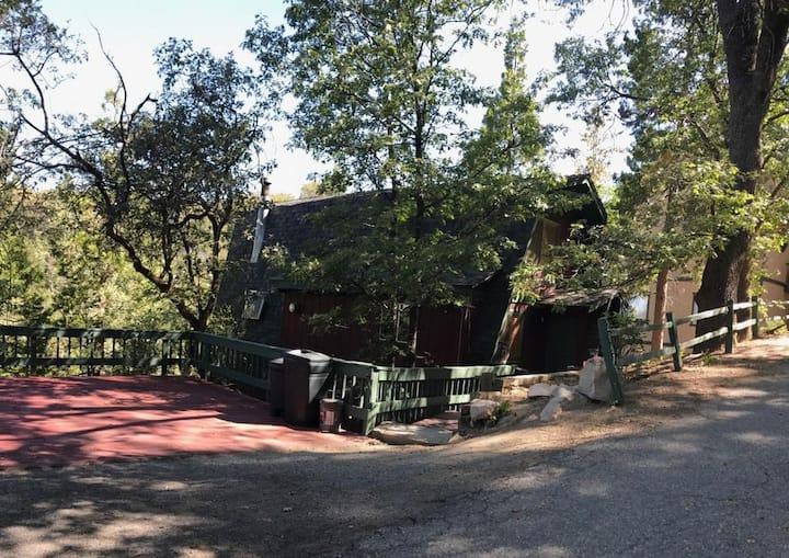 Lake Arrowhead Cabin Retreat