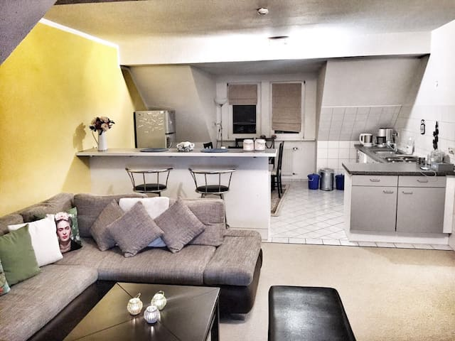 Central Lux 1,5 room apartment