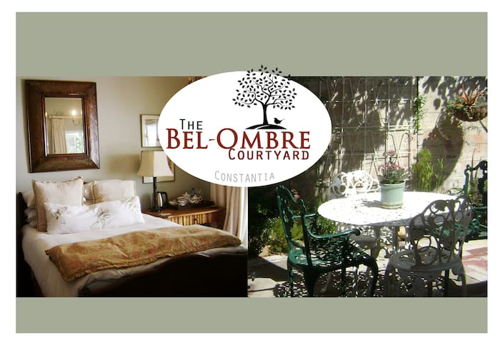 The Bel Ombre Courtyard - Cape Town
