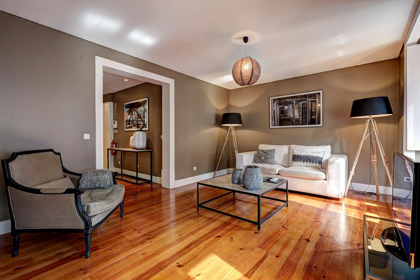 One Bedroom Apartment - 2 pax - living room