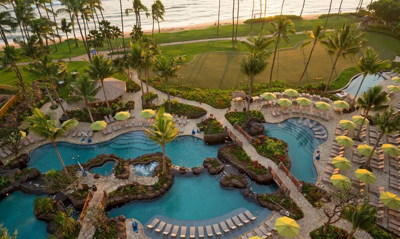 Maui Hyatt Residence Club, Kaanapali Beach