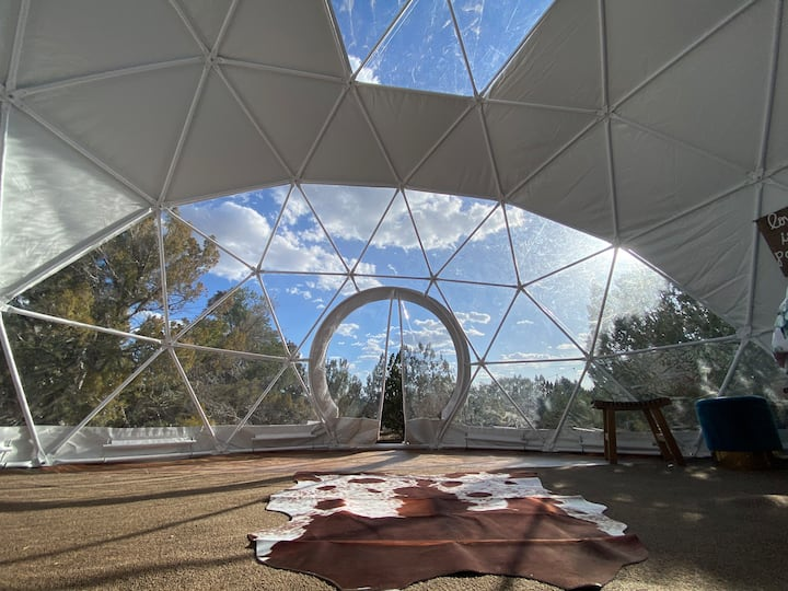 Grand Canyon Luxury Glamping Dome