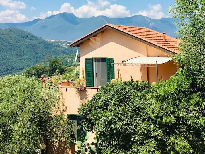 Casa Sofia terrazza vista mare cod 009029-LT-0594