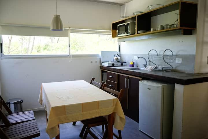Apart 2 dormitorios para 4/5 personas