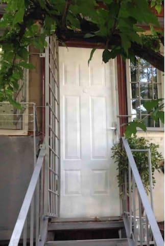 Mi pequeña casita en la philarmonia