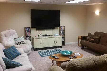 Fully furnished basement near UGA campus