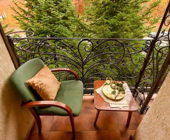 ESCAPE | Herastrau Park Hotel Room + Free Parking