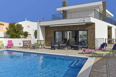 Villa Hill, modern villa with private pool - Pêra - 휴가용 별장
