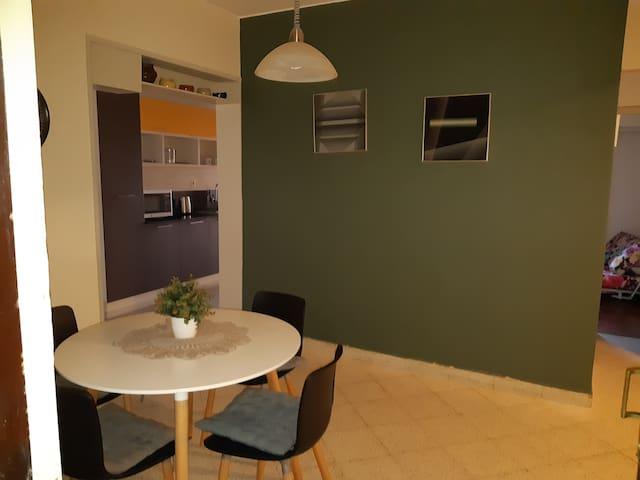 Apartamento Centro de Asunción