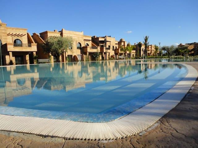 Appartement à Atlas Golf Marrakech - Marrakesh - Apartamento