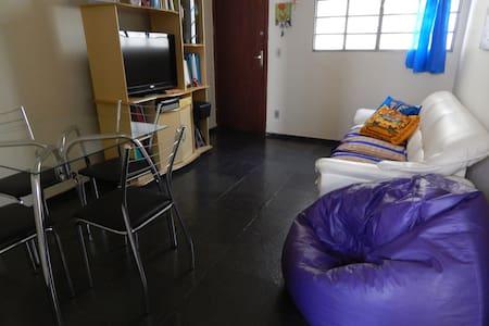 Espaço prático e econômico no Buritis - Belo Horizonte - Apartment