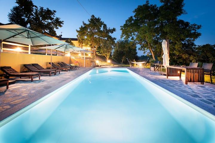 Tenuta il Sogno - Italiana - Dream home with pool