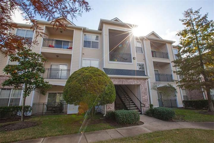 Family-Friendly Houston Apartment with Amenities