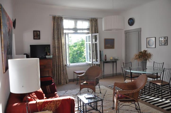 Bel appartement de charme avec terrasse