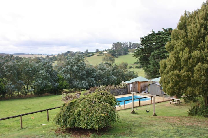 2 Bedroom cottage @ Neerim Country Cottages