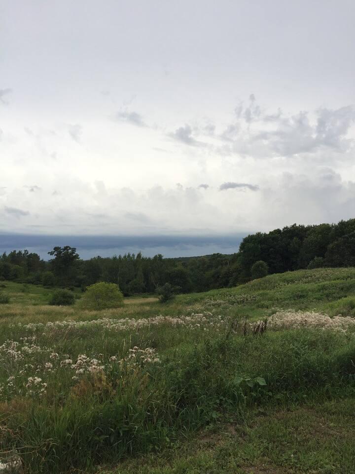 Grandma's Farm: A Well-Appointed Farmhouse Retreat