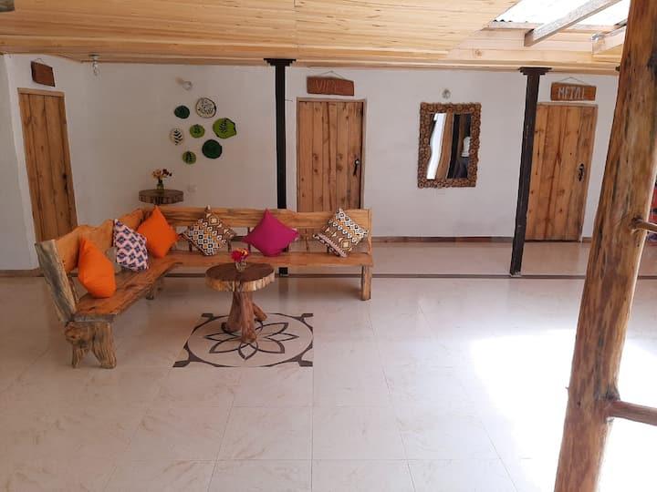 Tierra Activa Turismo Consciente Alojamiento rural