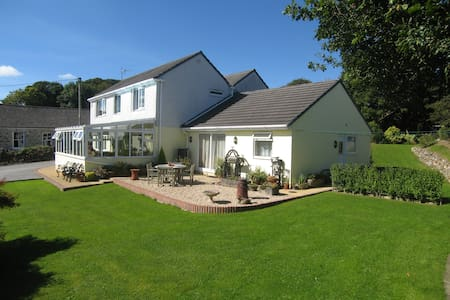 Hunters Moon - Polgooth - Bed & Breakfast