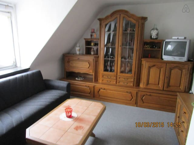 Appartement Messenähe b. Hannover (close to fair ) - Laatzen - Dům