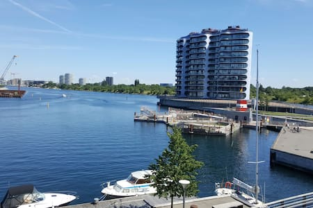Amazing apartment with view to the sea! - Copenhaguen