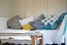 Day bed/lounge - old world charm