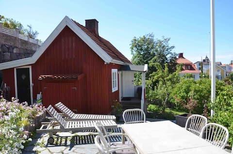 Charmantes kleines Haus am Meer in Göteborg