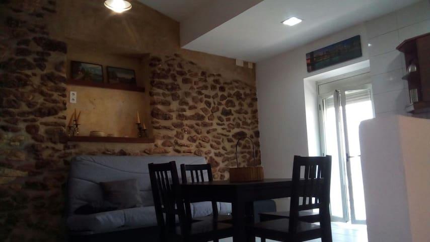 Maison rustique confortable