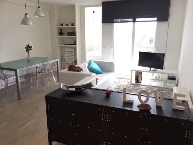Apartamento con encanto en Llafranc Centro