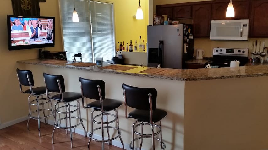 Enjoy River Market / Little Italy - Kansas City - Apartment