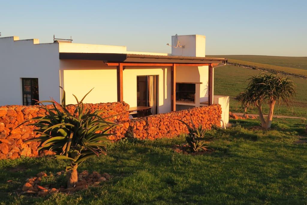 The Aloe Cottage