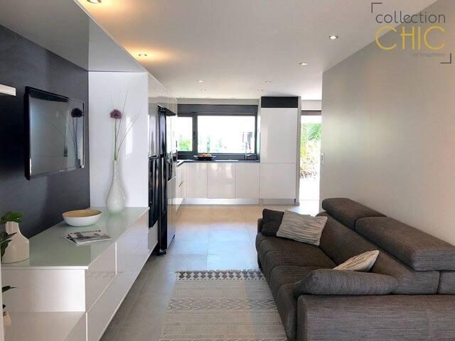 Villa Moderne, Chic et Calme. 300m Plage Commerces