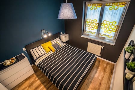 Double room with private bathroom + free breakfast - Nitra