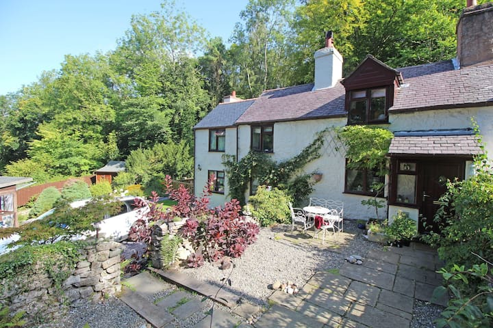 Gorgeous 200 year old Welsh cottage - Pantymwyn
