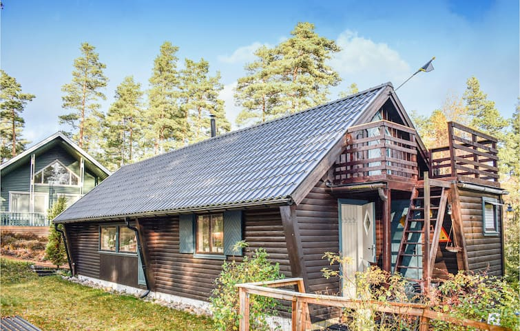 Holiday cottage with 2 bedrooms on 80m² in Tidaholm