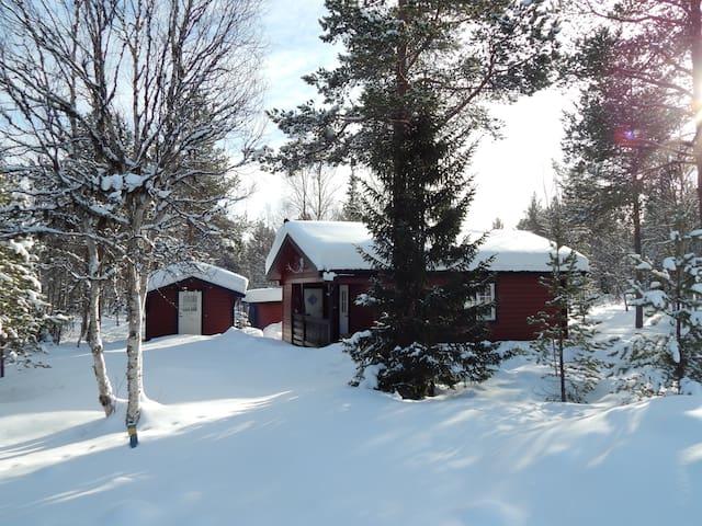 Farmors stuga - samla familjen nära naturen