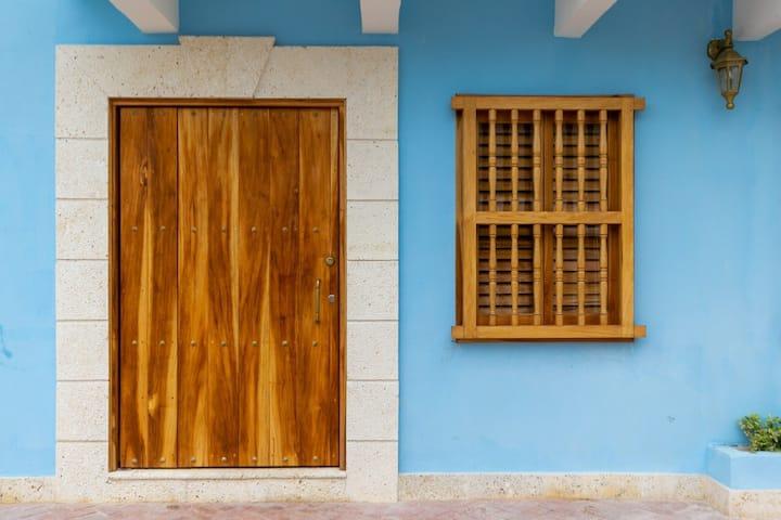 Casa Azul 1 💙 El Espinal