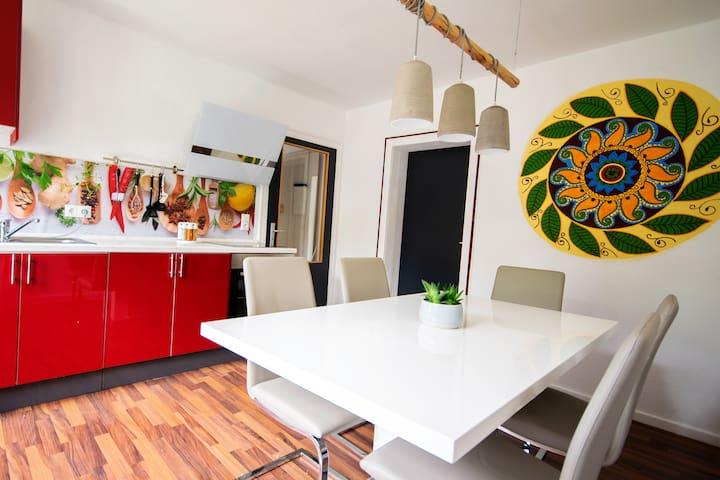 Apartment Sonnabend  🌹