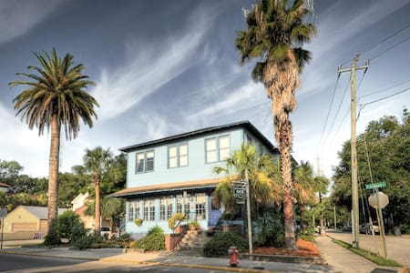 CENTENNIAL HOUSE BED & BREAKFAST - Saint Augustine - Bed & Breakfast