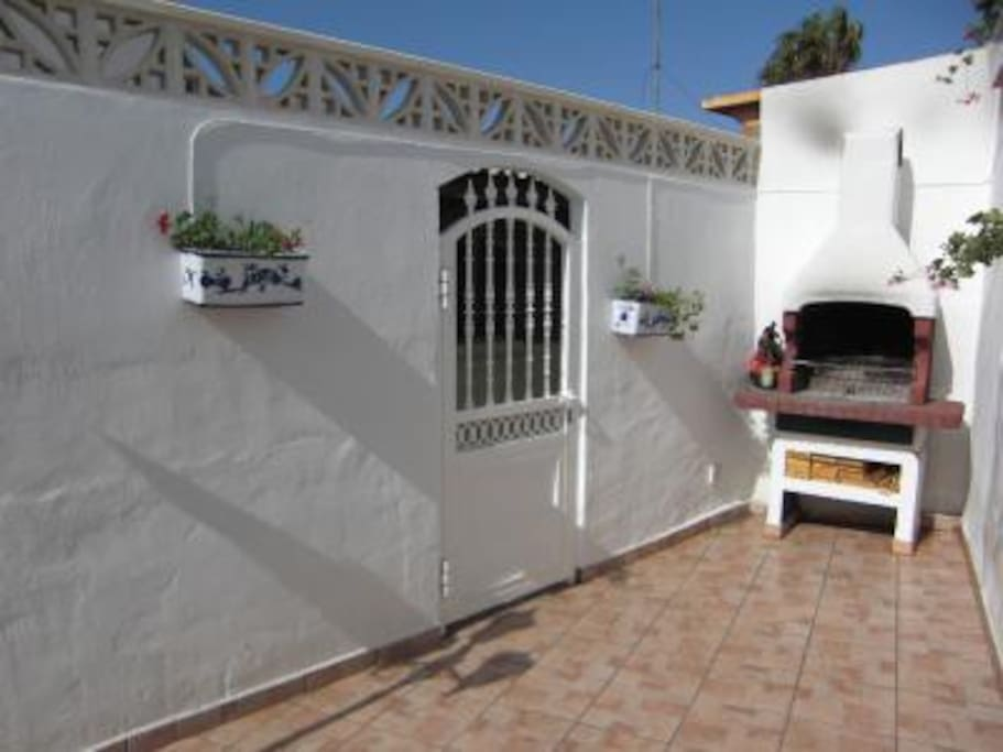 terraza barbacoa