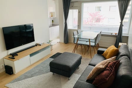 Cozy spacious apartment close to the city center