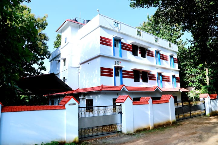 Hevel Homes Plavunkal,Mallappally,Kerala - Mallappally - Leilighet