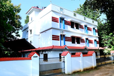 Hevel Homes Plavunkal,Mallappally,Kerala - Mallappally - Wohnung