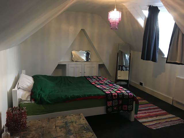 Cute Attic room Bexhill