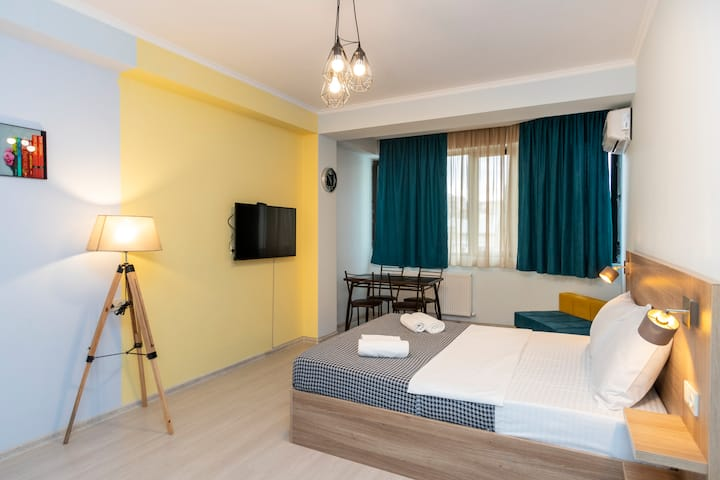 ❀Stylish studio apt. in the heart of old Tbilisi❀