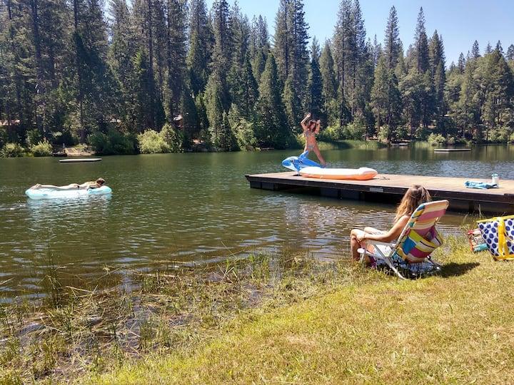 Blue Lake Springs Summer Fun!