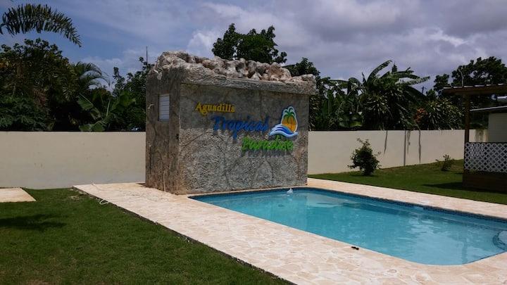 Aguadilla Tropical Paradise