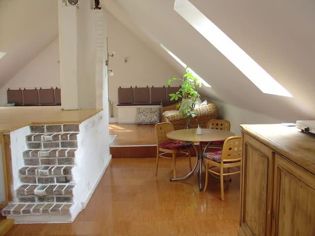 Wohnung mit Bad, 65 m2 - ดูสเบิร์ก - บ้าน